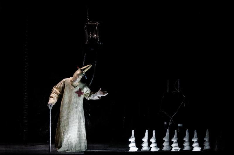 """Socìetas Raffaello Sanzio, """"Orestea (una commedia organica?)"""", 2015"""