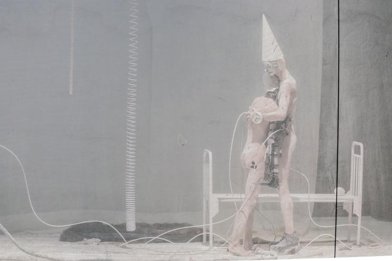 """Socìetas Raffaello Sanzio, """"Orestea (una commedia organica?)"""", 2016 Socìetas Raffaello Sanzio, """"Orestea (una commedia organica?)"""", 2016 (ph Guido Mencari)"""