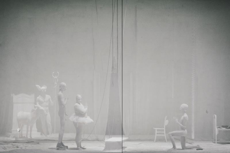 """Socìetas Raffaello Sanzio, """"Orestea (una commedia organica?)"""", 2016"""